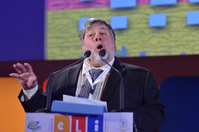Woz Speaking in Saudi Arabia | Officially Woz : Officially Woz
