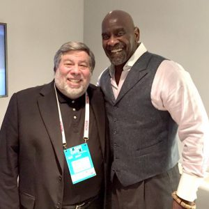 """Chris Gardner was the inspiration behind the movie, """"The Pursuit of Happyness""""."""