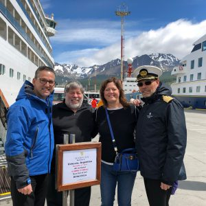 Woz-Janet-the-cruise-director-Captain...heading-to-Antartica